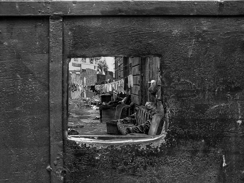 Μπαλάτσας Άγγελος φωτογράφος - φωτογραφική έκθεση Μπουγάδα